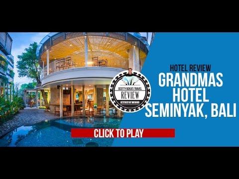 Grandmas Seminyak - Hotel Review - Bali Budget Accommodation
