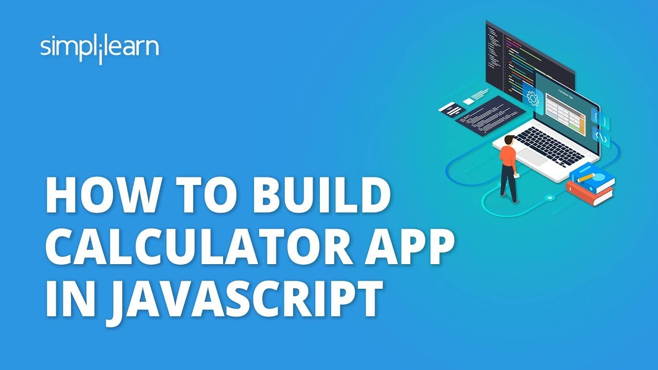 JavaScript Project - How To Build Calculator App In JavaScript  | JavaScript Tutorial