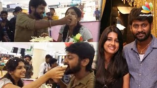 VJ Rio Raj Surprises His Fiancé for her Birthday | Saravanan Meenatchi Actor Family