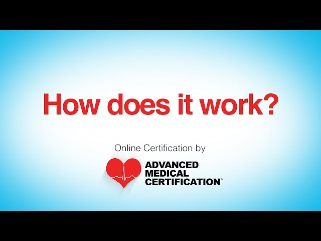 advanced medical certification -  gaming