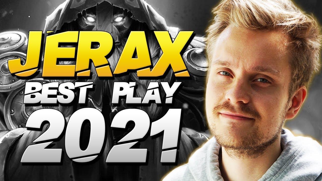 OG.JerAx BEST PLAYS of 2021 - The SAVIOR of OG!