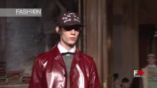 VALENTINO HOMME Fall Winter 2017 2018 Menswear Paris by Fashion Channel