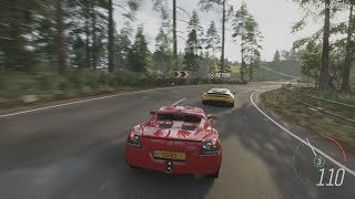 Forza Horizon 4 - 2004 Vauxhall VX220 Turbo Gameplay