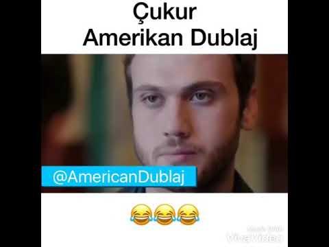 Çukur Amerikan dublaj