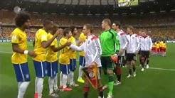 ZDF: Brasilien - Deutschland (1:7) im Halbfinale der Weltmeisterschaft 2014