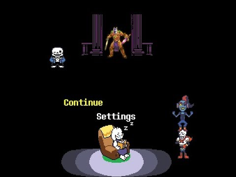 How's about another undertale stream, huh? (finishing up the true pacifist run)