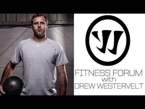 Fitness Forum with Drew Westervelt