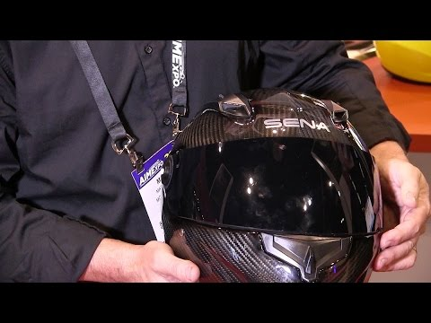 Sena Introduces the New Smart Helmet With Internal Noise Reduction at AIMExpo 2015