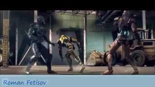 Мортал комбат - Смертельная битва клип (кино,клип по музыку Bare – Mortal Kombat [DUBSTEP] )