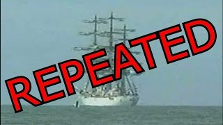 Observations Repeated- Ship over the Horizon