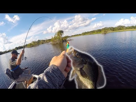 Crappie Fishing DEEP WATER With Road Runners