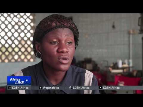 Female Auto-fixer: Nigeria's female mechanic defying cultural norms