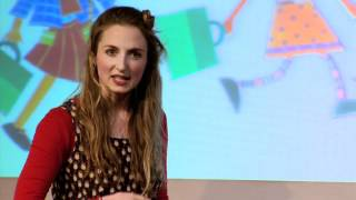 Secret Seed Society: Amy Cooper at TEDxLSE