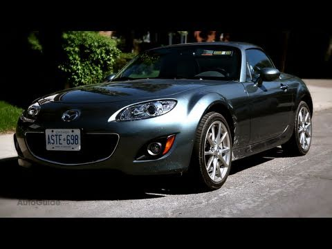 2011 Mazda MX5 Miata Review - All of the virtues and none of the vices of the original Miata