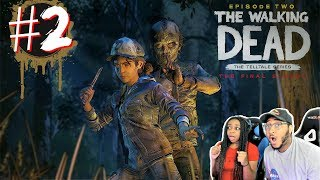 SO SAD!! | The Walking Dead: The Final Season Episode 2 Gameplay!!!