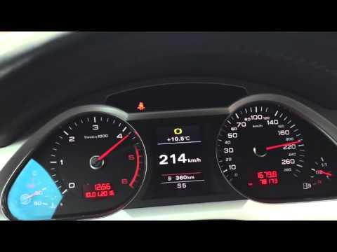 Audi A6 3000 TDI rimappata e Fap