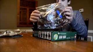 Lego The Hobbit Unboxing + Review | Attack On Lake-town Set 79016