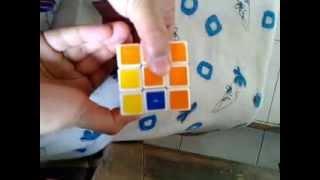 3x3 rubik cube hindi tutorial all parts in one