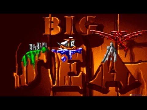 Big Sea gameplay (PC Game, 1994) thumbnail