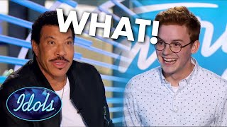 SINGING LIONEL RICHIE CLASSIC, BETTER THAN LIONEL RICHIE?| Idols global