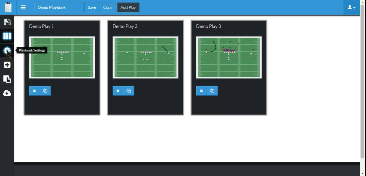 football playbook designer create and draw your own football plays and playbooks in minutes  [ 1280 x 618 Pixel ]