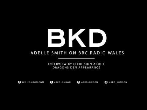 Adelle Smith on BBC Radio wales