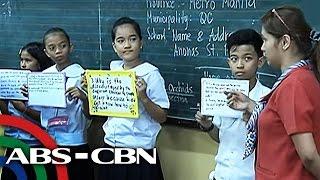 Bandila: Schools warned vs poisonous materials in classrooms