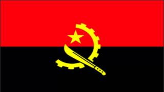 Angola Flag and Anthem