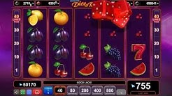 MORE DICE & ROLL +WILD online free slot SLOTSCOCKTAIL egt