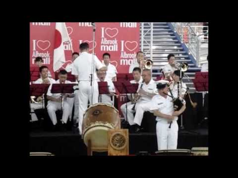 Japan Maritime Navy Band Full Concert at Panama