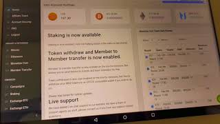 CCB monetize coin investment update 19/03/18