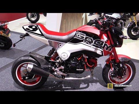 Honda Grom 125 Customized Concept - Walkaround - 2015 Tokyo Motor Show