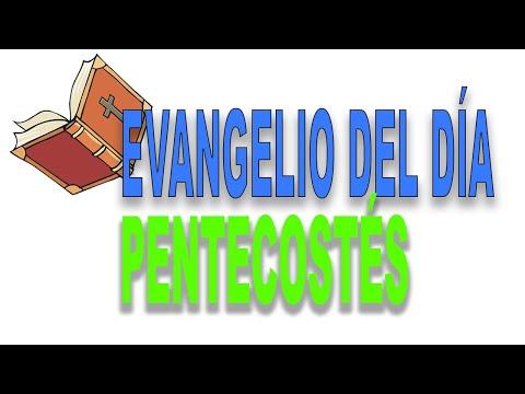 ✅-domingo-de-pentecostÉs-|-evangelio-del-dia-9-de-junio---ciclo-c