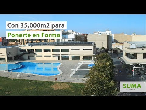 Bienvenidos a SUMA Fitness Club Alfafar