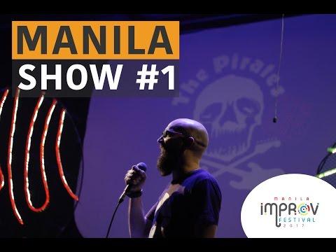 Manila Improv Festival 2017 - Day 1
