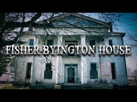 Requiem For a Home - Exploring The Abandoned Fisher-Byington Mansion in Danville, Kentucky