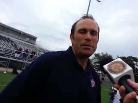 "Coach Vincent DiGaetano Leads ""Heads Up Football"" Clinic at SUNY Maritime"