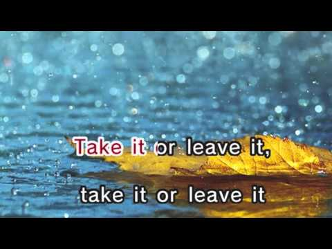 Spice Girls - 2 Become 1 (Karaoke and Lyrics Version)