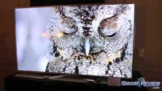 CES 2014 | Seiki Pro 4K Ultra HD TV Lineup | UY06 Series | U-Vision Upscaling Cable | Smart Review