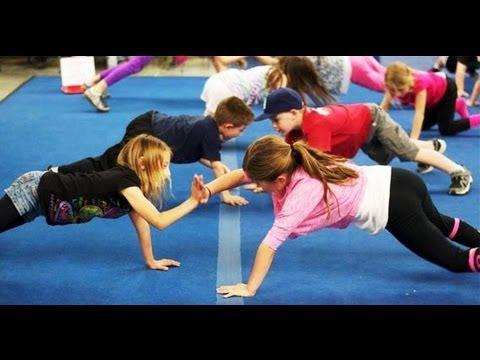 Acondiciona kids gym para ni os youtube - Imagenes de gimnasio ...
