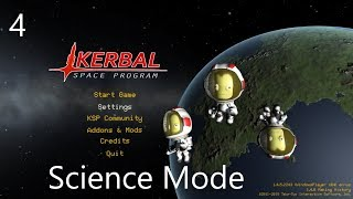 DUNA COMMUNICATIONS SETUP | KSP Science Mode #4