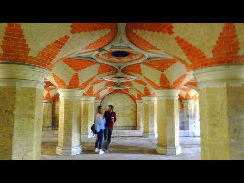 Hidden London: Crystal Palace Subway
