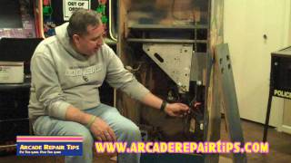 arcade repair tips installing a multicade upgrade kit for pac man cabinets
