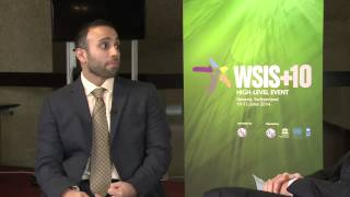 WSIS+10 INTERVIEW: Mohammed Alkhamis, Head of Smart Government National Plan, UAE