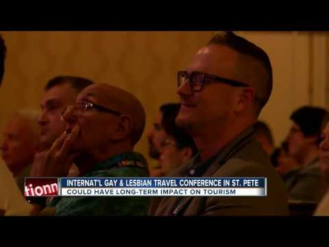 International Gay & Lesbian Travel Conference in St. Pete