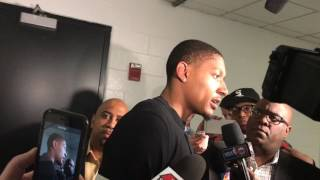 Wizards React To Game 5 Blowout Loss To Celtics