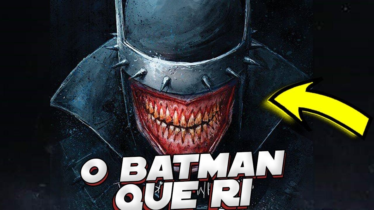 Fotos Do Coringa: O BATMAN SE TORNOU O CORINGA DO MAL