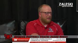 Coach on a Couch - Spencer Football