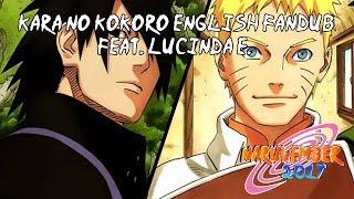 【Naruvember 2017】Kara no Kokoro (Naruto Shippuden) English Fandub【Lucinda E.】