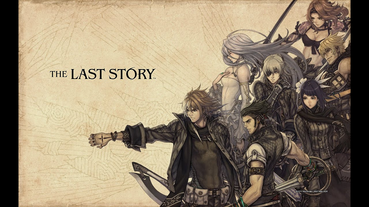 The Last Story - Review - YouTube